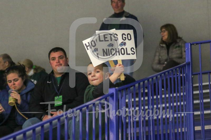 Nichols at Salve Regina