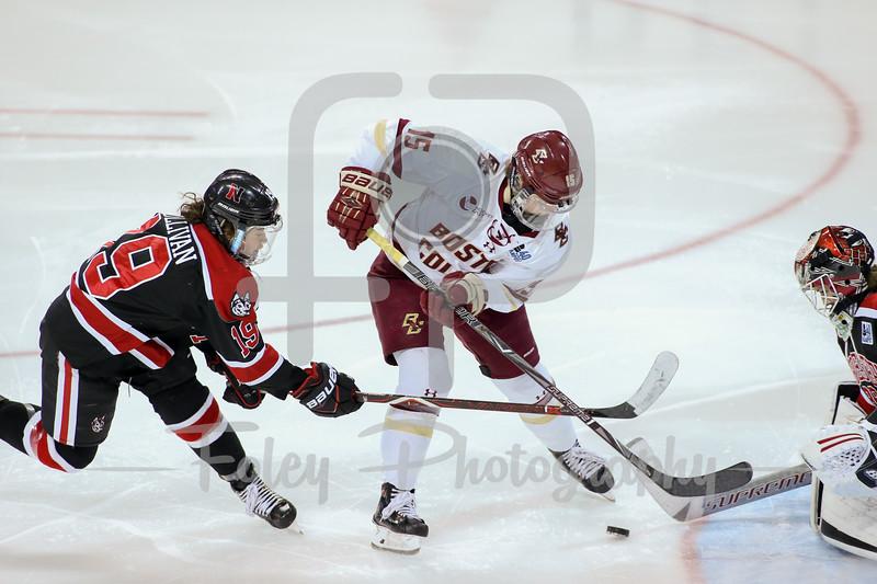 Boston College vs Northeastern