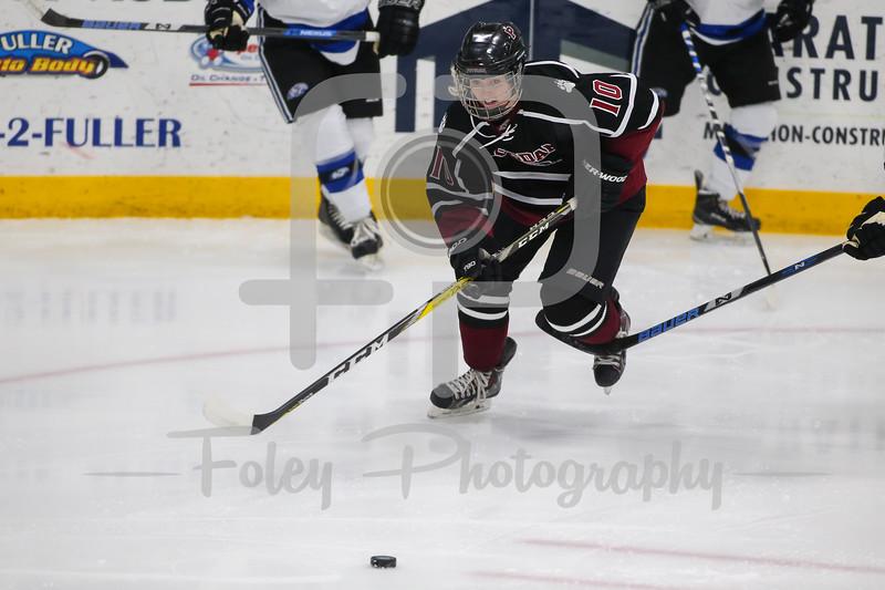 SUNY-Potsdam forward Tatum Walber (10)