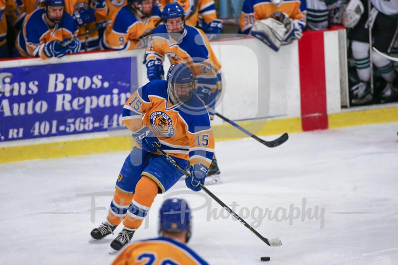 Western New England Golden Bears Matt O'Dea (15)
