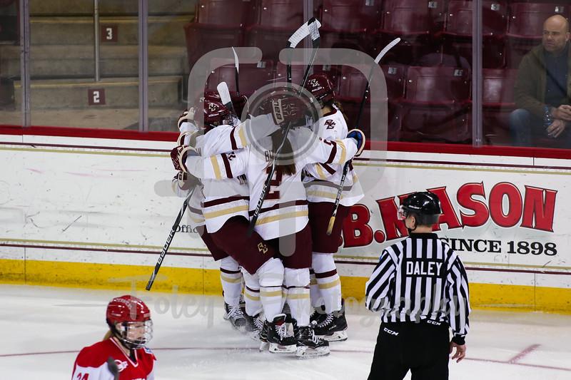 Boston University vs Boston College