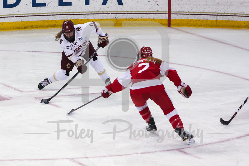 Boston University vs Boston College