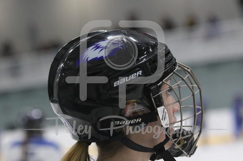 Becker College Hawks forward Katherine Capobianco (23)