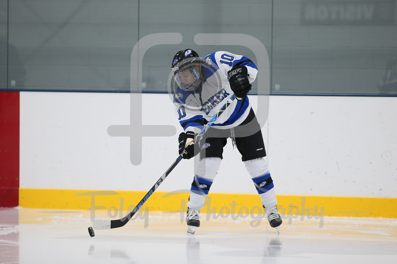 Becker College Hawks forward Bailey Coons (10)
