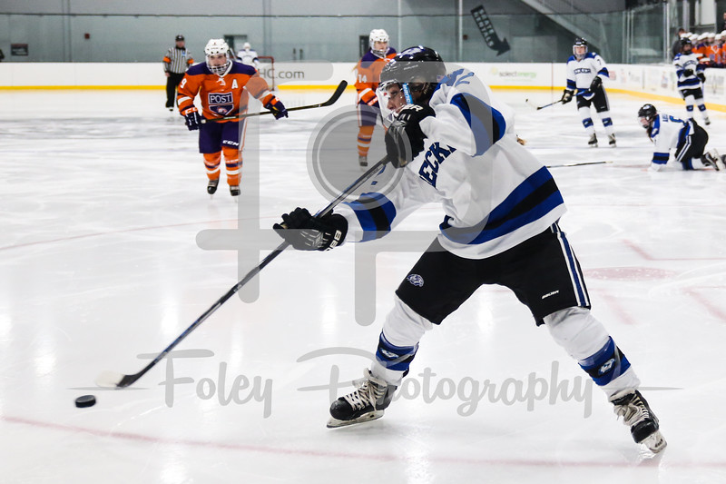 Becker College Hawks forward Michaela Martin (2)