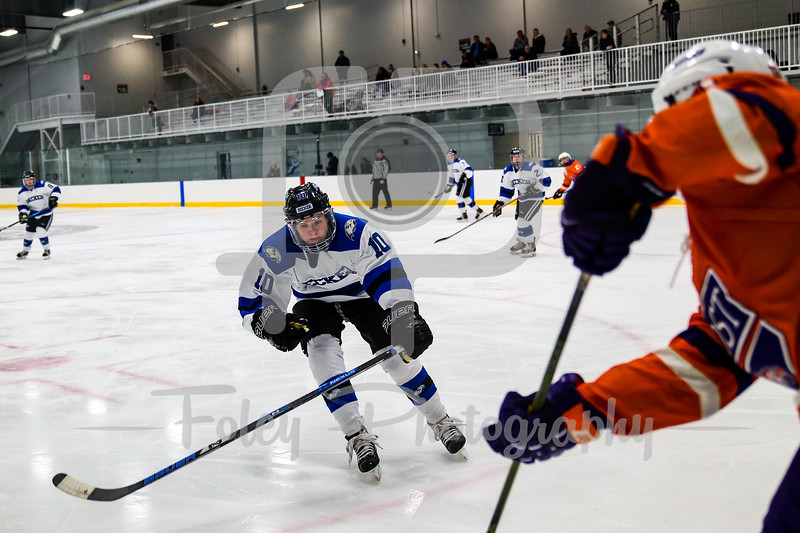 Becker College Hawks forward Bailey Coons (10)