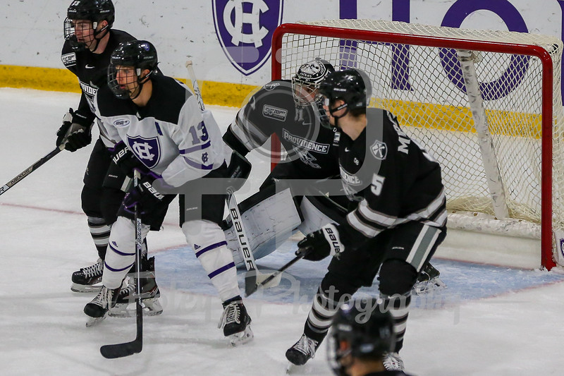Providence College and Holy Cross