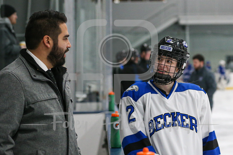 University of New England and Becker College
