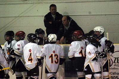 Coach John rallys the troops