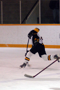 Tyler shows how he can generate such power in his slapshot