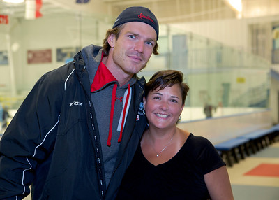 David Clarkson Hockey Camp 2012