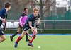 16 March 2018 at the National Hockey Centre, Glasgow Green. Scottish Schools Cup Finals night.<br /> Aspire Boys Cup – Renfrew Schools v Douglas Academy