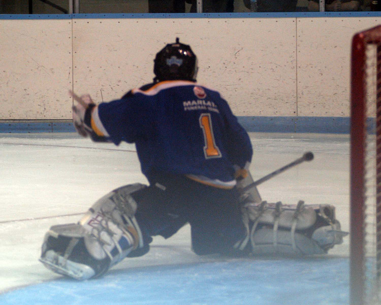 Sunday September 19, 2010: Exhibition Game 1 vs Brantford Saints L 2-4