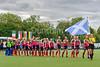 10 August 2019 at the National Hockey Centre, Glasgow Green. Women's EuroHockey Championship II winners: Scotland