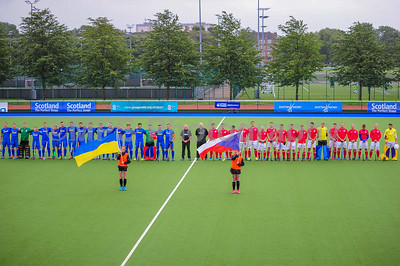 Czech Republic V Ukraine