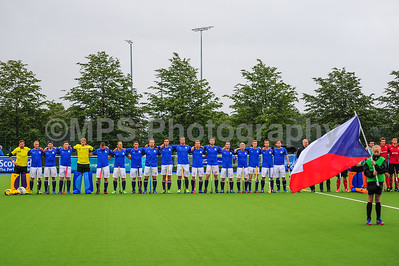 Czech Republic V Wales