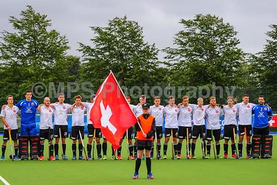 Switzerland V Portugal