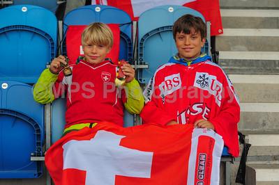 Switzerland V Ukraine