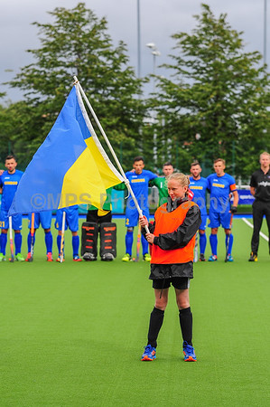 Ukraine V Portugal