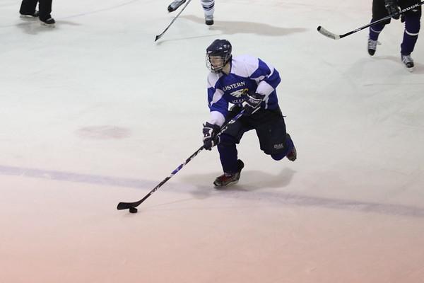 Eastern vs. LC in KHSHL Tournament