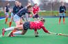 26 February 2016 at Peffermill, Edinburgh. Scottish National League Division 1 match, Edinburgh University v Clydesdale Western