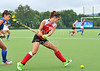 24 July 2016 at the National Hockey Centre, Glasgow Green, Scotland.<br /> EuroHockey U18 Championships II, Day 1.<br /> Pool B match - Italy v Austria