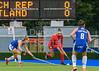 6 August 2019 at the National Hockey Centre, Glasgow Green. Women's EuroHockey Championship II  Pool B match:<br /> Czech Republic v Scotland