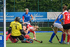 4 August 2019 at the National Hockey Centre, Glasgow Green. Women's EuroHockey Championship II  Pool B match: Czech Republic v Austria