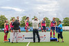 10 August 2019 at the National Hockey Centre, Glasgow Green. Women's EuroHockey Championship II winners: Scotland