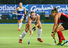 9 August 2019 at the National Hockey Centre, Glasgow Green. Women's EuroHockey Championship II  semi-final match:  Scotland v Poland