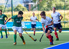 9 August 2017 at the National Hockey Centre, Glasgow Green. <br /> EuroHockey Championship II 2017 Men - Pool A match <br /> France v Portugal
