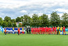 8 August 2017 at the National Hockey Centre, Glasgow Green. <br /> EuroHockey Championship II 2017 Men - Pool A match <br /> Scotland v Portugal