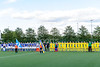 9 August 2017 at the National Hockey Centre, Glasgow Green. <br /> EuroHockey Championship II 2017 Men - Pool A match <br /> Scotland v Ukraine