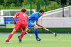 6 August 2017 at the National Hockey Centre, Glasgow Green. <br /> EuroHockey Championship II 2017 Men - Pool A match <br /> Ukraine v Portugal
