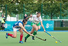 30 July 2016 at the National Hockey Centre, Glasgow Green, Scotland.<br /> EuroHockey U18 Championships II, Day 6.<br /> Final match - Belarus v France
