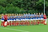 24 July 2016 at the National Hockey Centre, Glasgow Green, Scotland.<br /> EuroHockey U18 Championships II, Day 1.<br /> Pool A match - France v Lithuania