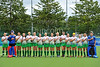 25 July 2016 at the National Hockey Centre, Glasgow Green, Scotland.<br /> EuroHockey U18 Championships II, Day 2.<br /> Pool B match - Lithuania v Belarus