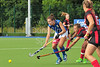 30 July 2016 at the National Hockey Centre, Glasgow Green, Scotland.<br /> EuroHockey U18 Championships II, Day 6.<br /> Pool C match - Lithuania v Italy