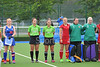 24 July 2016 at the National Hockey Centre, Glasgow Green, Scotland.<br /> EuroHockey U18 Championships II, Day 1.<br /> Pool B match - Scotland v Czech Republic
