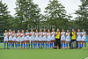26 July 2016 at the National Hockey Centre, Glasgow Green, Scotland.<br /> EuroHockey U18 Championships II, Day 3.<br /> Pool B match - Scotland v Italy