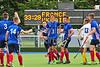 25 July 2016 at the National Hockey Centre, Glasgow Green, Scotland.<br /> EuroHockey U18 Championships II, Day 2.<br /> Pool A match - France v Ukraine
