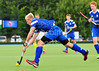 27 July 2016 at the National Hockey Centre, Glasgow Green, Scotland.<br /> EuroHockey U18 Championships II, Day 4.<br /> Pool A match - Scotland v Ukraine