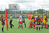 26 July 2016 at the National Hockey Centre, Glasgow Green, Scotland.<br /> EuroHockey U18 Championships II, Day 3.<br /> Pool B match - Switzerland v Russia