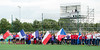 30 July 2016 at the National Hockey Centre, Glasgow Green, Scotland.<br /> EuroHockey U18 Championships II.<br /> Final Presentations