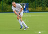 25 August 2017 at the National Hockey Centre, Glasgow Green . Grand Masters Hockey European Cup 2017. Tournament Trophy over 60 match - LX White v Alliance