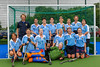 25 August 2017 at the National Hockey Centre, Glasgow Green . Grand Masters Hockey European Cup 2017. Women's over 60 match - Alliance GM team