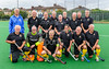 22 August 2017 at the Clydesdale Hockey Club, Glasgow. Grand Masters Hockey European Cup 2017. Over 70 match -  Belgium Old Lions team