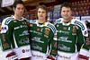 3 captains: Joachim Flaten, Henrik Ødegård, Johnny Nilsen.