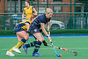 2 November 2019 at Old Anniesland, Glasgow. Scottish Hockey Women's Premiership match - GHK v Merlins Gordonians