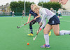 19 October 2019 at the High School of Glasgow, Old Anniesland. Scottish Hockey Women's Premiership match - GHK v Watsonians